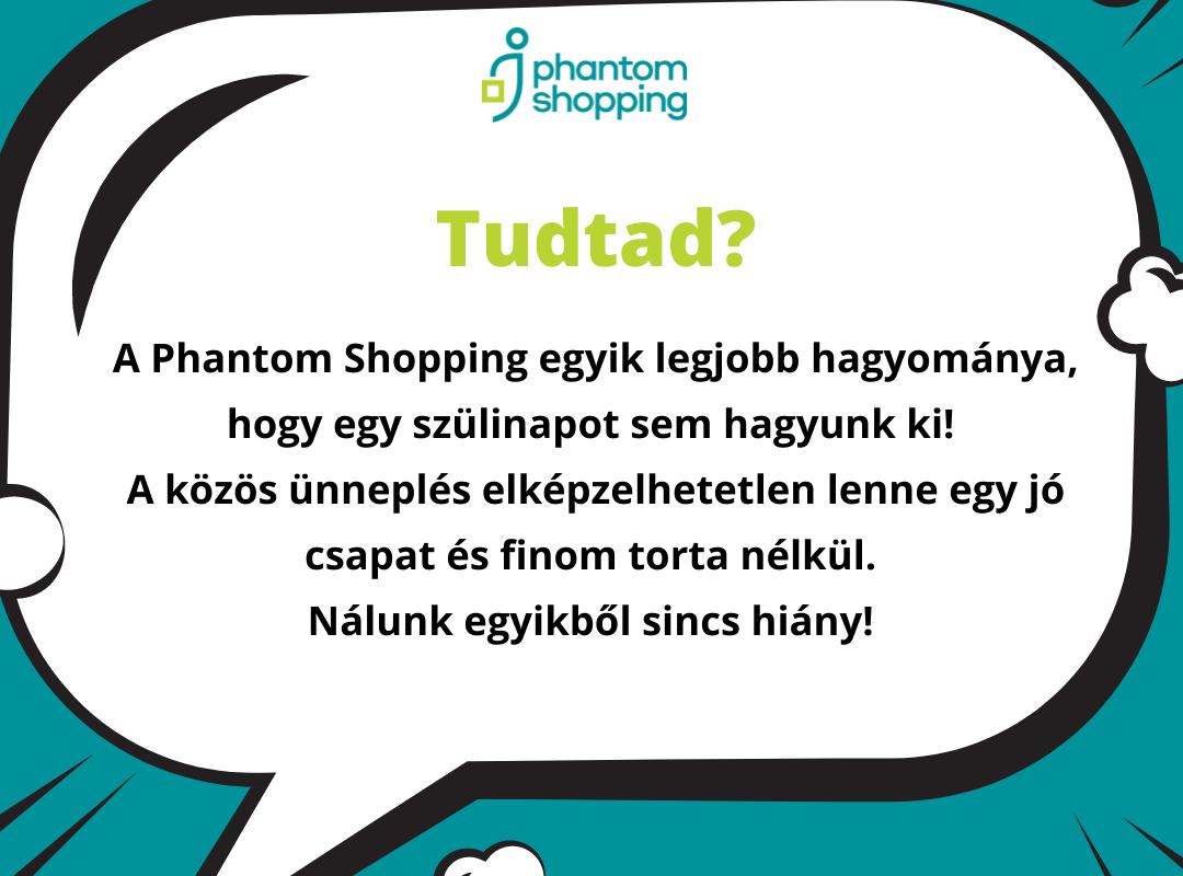 Phantom Shopping